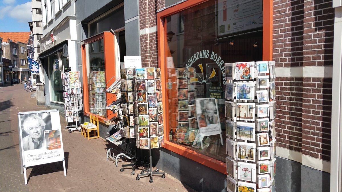 Schiedams-boekhuis